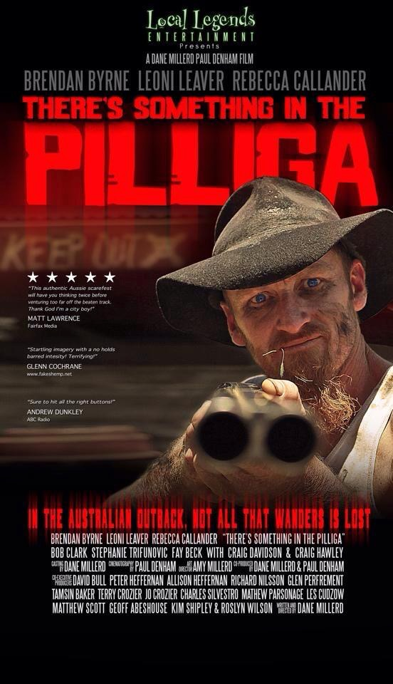 Theres something in the pilliga - Black Wolf Media Group