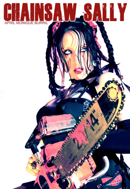 Chainsaw Sally - Black Wolf Media Group